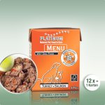 PLATINUM MENU Turkey+Salmon x 12